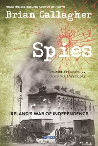 Spies book cover