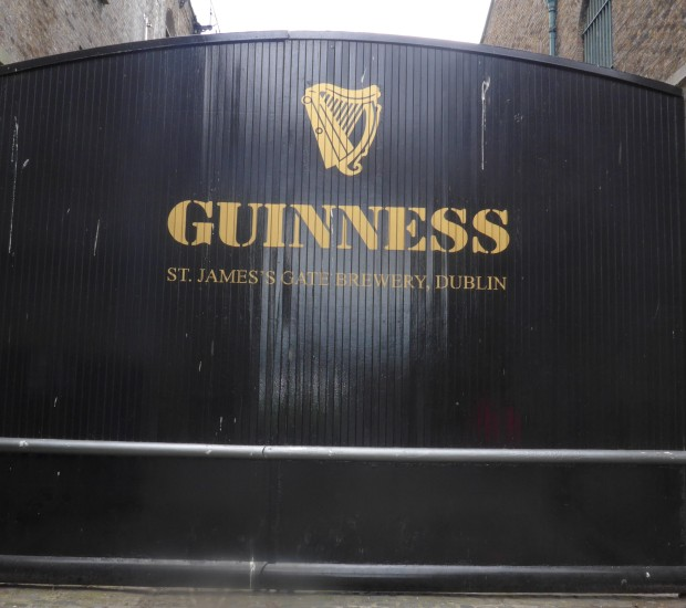 Guinness Side Gate